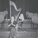Emily Haughton (Flute) and Shelley Fairplay (Harp)