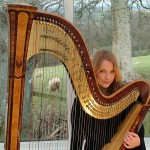 Music in Hospitals Harpist