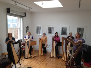 Try the Harp Sessions in Cardiff! – Shelley Fairplay