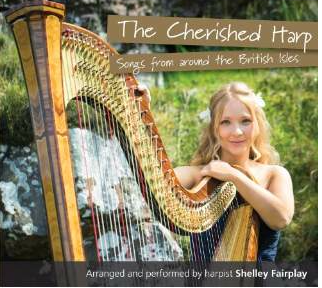 The Cherished Harp CD Cover