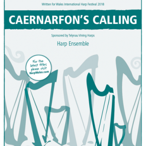 Caernarfon's Calling sheet music cover