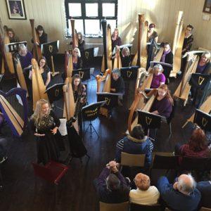 Dynamic Harps
