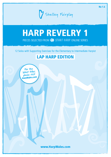 Harp Revelry for Lap Harp cover
